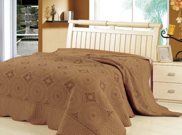 """Стеганое покрывало на кровать Patchwork Lux Cotton """"Астория"""""""