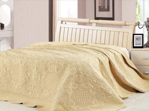 """Стеганое покрывало на кровать Patchwork Lux Cotton """"Ампир"""""""