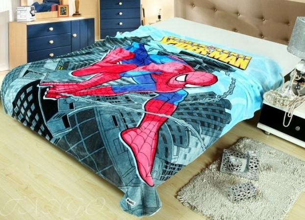 """Плед детский Spidermen """"Человек Паук"""" pld269"""