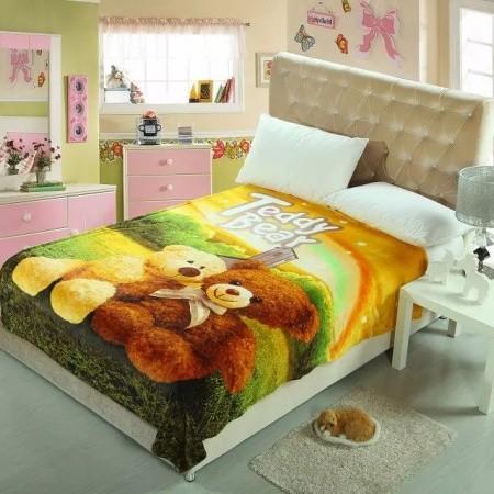 "Плед детский ""Teddy Bear"" pld439"