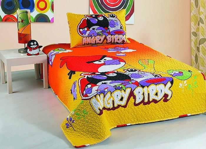 """Покрывало детское Angry Birds """"Энгри Бердз"""" CB11 2013-21"""