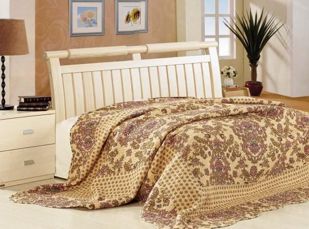 """Стеганое покрывало на кровать Patchwork Lux Cotton """"Винтаж"""""""
